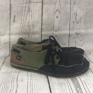 Reef Deckhand 3 Canvas shoes 10